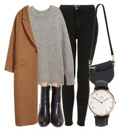moda Beige coat black pants black ankle boots outfit Still another option for giving wedding favors Winter Fashion Outfits, Fall Winter Outfits, Look Fashion, Autumn Fashion, Fashion Coat, Spring Outfits, Fashion 2020, Unique Fashion, Fashion Fashion