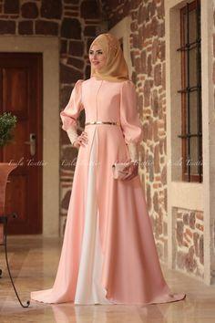 Dress Muslim Modern, Muslim Prom Dress, Hijab Evening Dress, Muslim Gown, Long Dress Fashion, Frock Fashion, Hijab Fashion, Fashion Dresses, Velvet Dress Designs