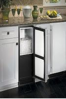 Ice maker in the pantry. No one wants to schlep to the gas station before a party for leaky bags of ice.