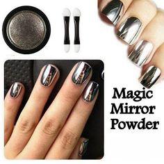 Esmalte efecto espejo los puedes encontrar en formato - Pintaunas kiko efecto espejo ...