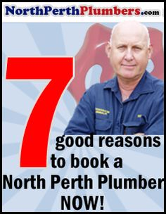 Plumbing problems? Call North Perth Plumbers and have it fix by them.