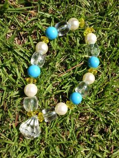 Cinderella Inspired Necklace  Free shipping!