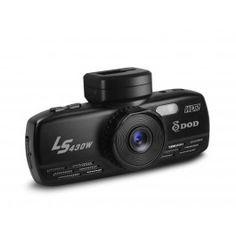Verdens råeste Bilkamera? DOD LS430W dashcam gir ekstremt gode bilder og stilige funksjoner som lagring av hastighet og posisjon via innebygget GPS, samt digitalt speedometer i displayet mens du kjører. http://gdx.no/dod-ls430w.html