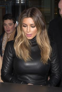 Seriously Smoky Eyes | 7 Things We Can All Learn From Kim Kardashian's Beauty | POPSUGAR Beauty