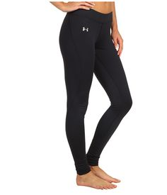 Under Armour ColdGear® Fitted Legging Black/Metal - (M)