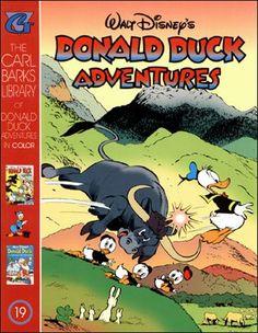 "Donald Duck Adventures: ""Old California"" (Vol. 19)"