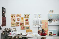 lisa congdon : THink! - an interview with the artist about her tattoos
