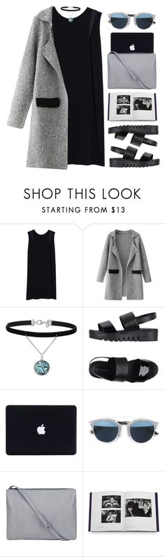 """#893"" by maartinavg ❤ liked on Polyvore featuring J Brand, Miss Selfridge, Jeffrey Campbell, Christian Dior and Cartier"