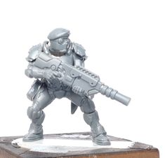 lack Phallanx' equivalent to Seal Team Six... . wanted some slim infiltrators...mainly new van Saar body and weapon, head and shoulders