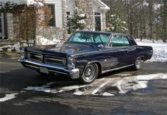 1963 PONTIAC GRAND PRIX TRI-POWER 421 2 DOOR HARDTOP