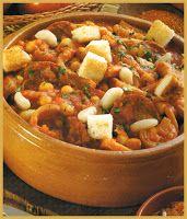 Mondongo a la andaluza ~ recetas yucatecas