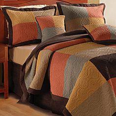 Trafalgar 3-piece Quilt Set $125.99