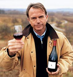 Sam Neill pushes his own New Zealand wine
