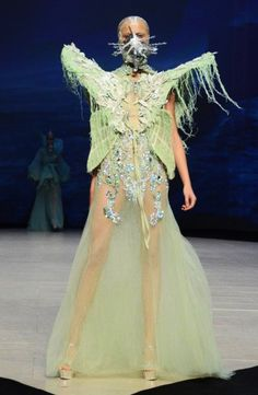 Fuck Yeah Fashion Couture |  Amato Haute  Couture Spring/Summer 2012