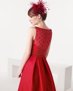 Rojos Elegant Dresses Imágenes Dresses 13 De Mejores Y Evening tRtq6