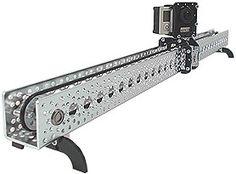 Servocity Lots Of Parts For Camera Sliders Diy Camera Slider Diy Camera Gopro