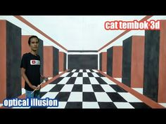 10 Gambar Cat 3d Terbaik Mural Dinding Mural Painting