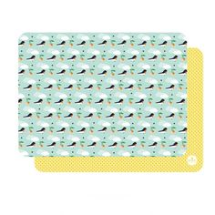 set de table oiseaux Bandjo - Deco Graphic
