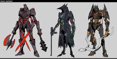 Game Character Design, Fantasy Character Design, Character Design Inspiration, Character Concept, Character Art, Fantasy Characters, Anime Characters, Robot Concept Art, Art Reference Poses