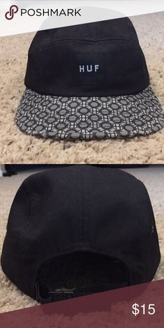 Huf 5 panel Barely worn HUF Accessories Hats