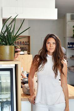 Meet Amanda Bacon, The Beauty Behind Moon Juice