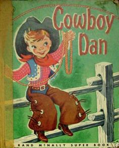 Cowboy Dan Book