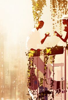 It's tea time somewhere. #pascalcampion
