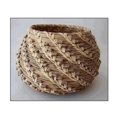 The Complete Pine Needle Basket Kit (makes one 4in. - 6in. Basket),basket kit,basket weaving kit,make your own basket,basketry kit,basket making,Craft Kits for Grown Ups , Craft Kits