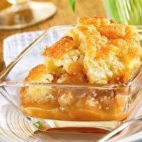 Pouding aux pommes délicieux et facile à réaliser
