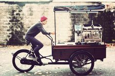 The Coffee Trike BOSTON, MASSACHUSETTS