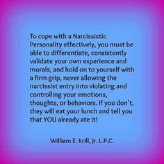 Cope with a Narc