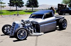 Custom, Roth style, one-off, home-built, frankenstein hot rods...lets see them!   Page 4   The H.A.M.B.