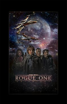 Star Wars - Rogue One / Poster
