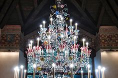 Murano chandeliers selected by WorldGuide - Home Sweet Home - Products & Gifts
