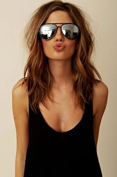 2015 Fall Hair Color Trend - Bronde is The New IT Shade 10