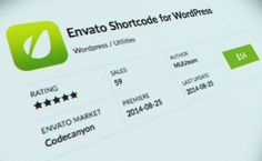 Take a look at Envato Shortcode – our WordPress Plugin, which allows you to present always up-to-date information about products from the all of Envato Markets (ThemeForest, GraphicRiver, Codecanyon, VideoHive, PhotoDune, 3DOcean, AudioJungle, ActiveDen) in posts in a elegant and simple way and to earn money in the Envato Affiliate Program.