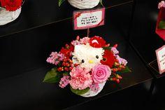 Hello Kitty Flower Arrangement