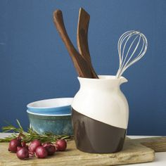Dipped Utility Jar | west elm $16