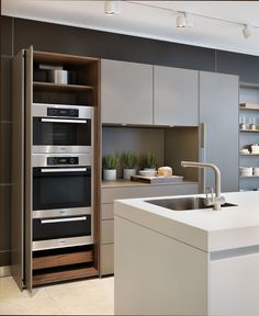 Kitchen Architecture - Home - Kitchen Architecture's bulthaup showroom in Oxford
