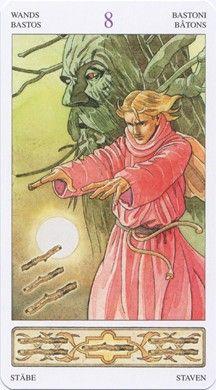 The Sorcerers Tarot