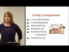 Other Transition Concerns-(Ths video was created by the Utah Parent Center, please keep that in mind in regard to what is said as some things may be specific to Utah Special Ed law.)
