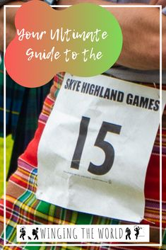 The Skye Highland games are long steeped in tradition and culture. If you are lucky enough to coincide your visit with this celebration, this guide will tell you everything you need to know about visiting! World Travel Guide, Top Travel Destinations, Travel List, Travel Guides, Will You Go, Highland Games, Great Days Out, Travel Articles, Event Calendar