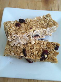 Granola Goodies on Pinterest | Granola Bars, Granola and Homemade ...