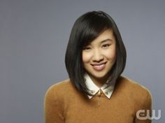 Though the character of Mouse Thompson on The Carrie Diaries might appear timid, Ellen Wong has trained in Tae Kwon Doe!