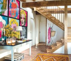 Colorful Summer Cottage Ideas