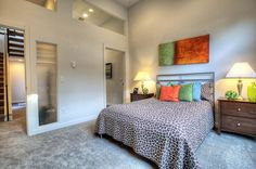 Seattle Homes For Sale, Modern Loft, Real Estate, Bed, Furniture, Home Decor, Decoration Home, Stream Bed, Room Decor