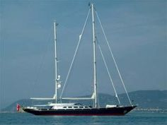 ANDROMEDA LA DEA is the timeless Perini.  She is a magic blend of classic hull lines and traditional yachting ambiance, with modern sail handling systems, machinery, electronics and communication equipment.