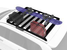 Jeep Grand Cherokee WK2 Roof Rack Front Runner Outfitters Slimline II