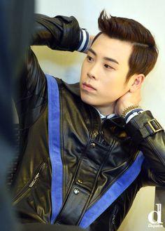 P.O (Pyo JiHoon) - Block B