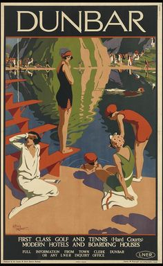 Valuable vintage travel posters go to auction Rare travel posters advertising far flung destinations before the start of the jet age are set...